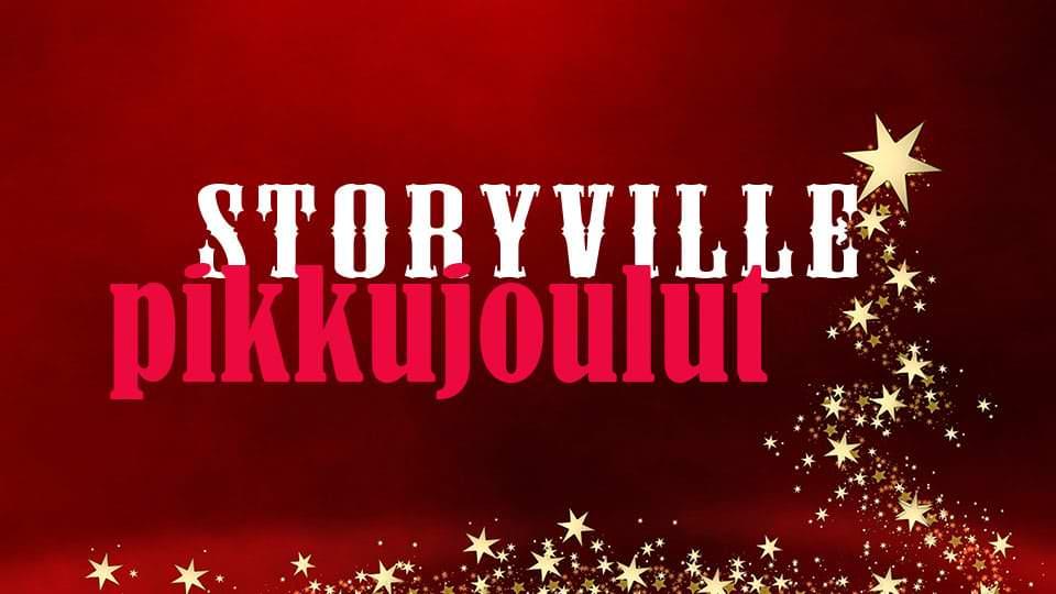 Storyville teemabileet