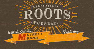 Roots Tuesday with a Fabulous M Street Band